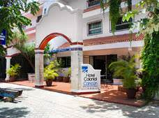 Hotel Colonial Cancún