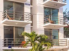Gu a de hoteles en playa del carmen pag 4 for Villas las perlas playa del carmen